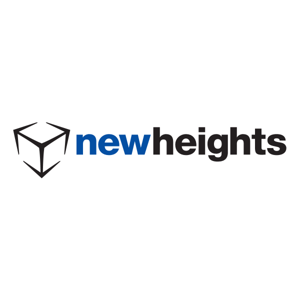 NewHeights Software Logo ,Logo , icon , SVG NewHeights Software Logo