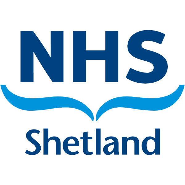NHS Shetland logo ,Logo , icon , SVG NHS Shetland logo
