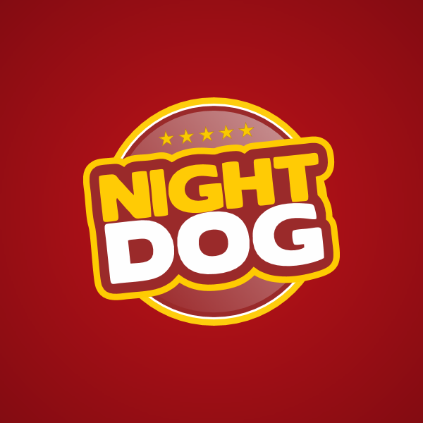 Night Dog Lanches Logo ,Logo , icon , SVG Night Dog Lanches Logo
