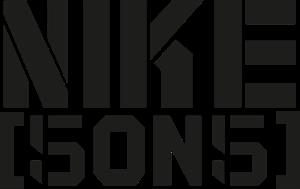 Nike 5ON5 Logo ,Logo , icon , SVG Nike 5ON5 Logo