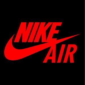 Nike Air Logo ,Logo , icon , SVG Nike Air Logo