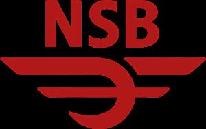 Norges Statsbaner Logo ,Logo , icon , SVG Norges Statsbaner Logo