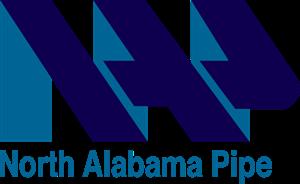 North Alabama Pipe (NAP) Logo ,Logo , icon , SVG North Alabama Pipe (NAP) Logo