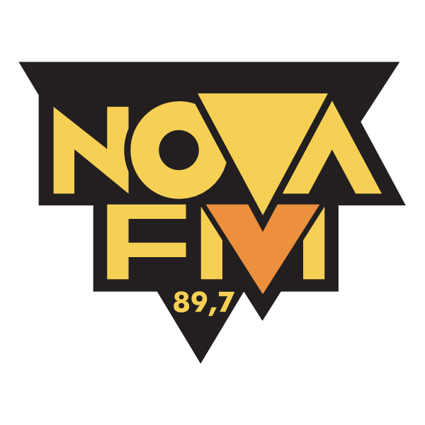 Nova FM Logo ,Logo , icon , SVG Nova FM Logo