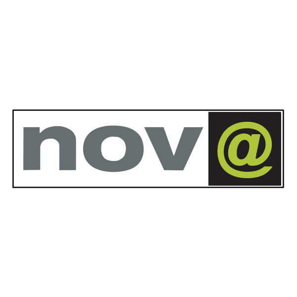 NovaTV Logo ,Logo , icon , SVG NovaTV Logo