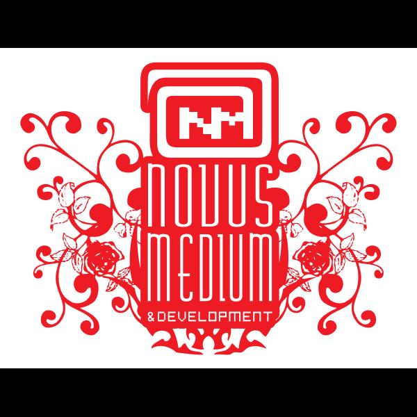 Novus Medium & Development Logo ,Logo , icon , SVG Novus Medium & Development Logo