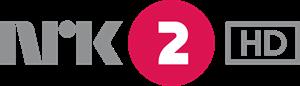 NRK 2 HD Logo ,Logo , icon , SVG NRK 2 HD Logo