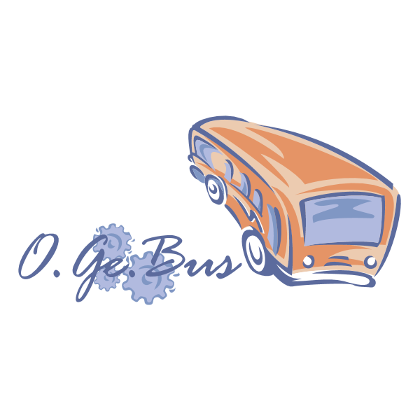 O.Ge.Bus Logo ,Logo , icon , SVG O.Ge.Bus Logo