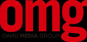 Oahu Media Group (OMG) Logo ,Logo , icon , SVG Oahu Media Group (OMG) Logo