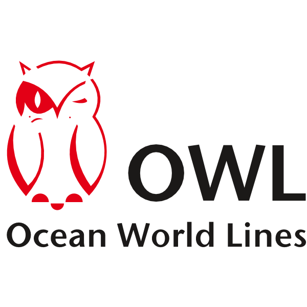 Ocean World Lines Logo ,Logo , icon , SVG Ocean World Lines Logo