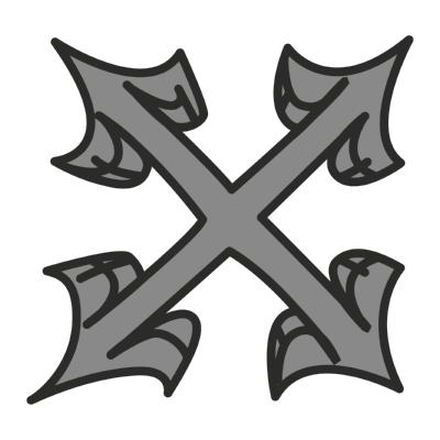 off white ,Logo , icon , SVG off white