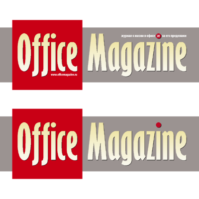 Office Magazine Logo ,Logo , icon , SVG Office Magazine Logo