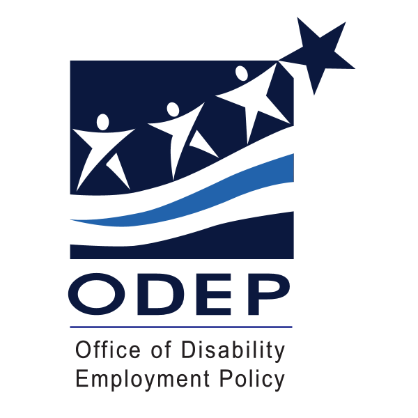 Office of Disability Employment Policy (ODEP) Logo ,Logo , icon , SVG Office of Disability Employment Policy (ODEP) Logo