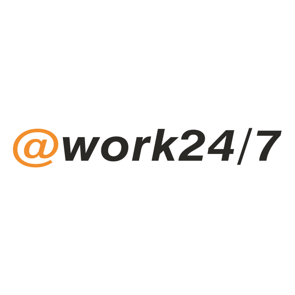 OFFICETIGER @Work24/7 Logo ,Logo , icon , SVG OFFICETIGER @Work24/7 Logo