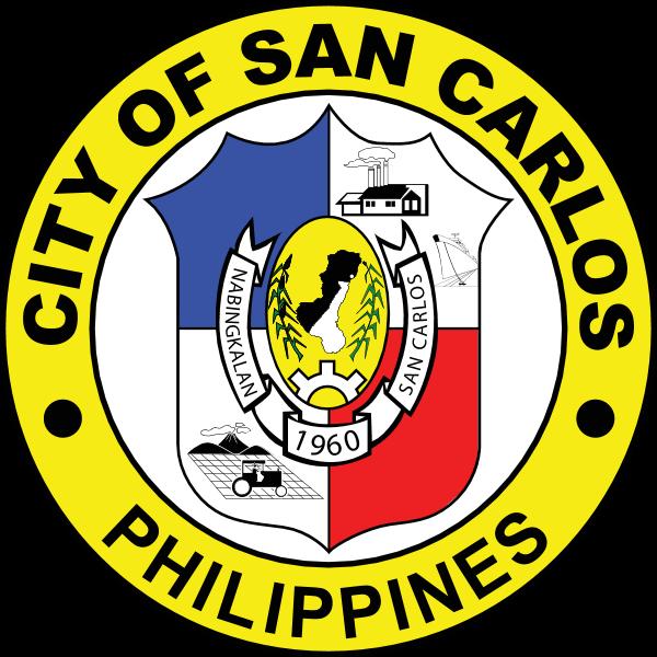 Official Seal of San Carlos City Logo ,Logo , icon , SVG Official Seal of San Carlos City Logo