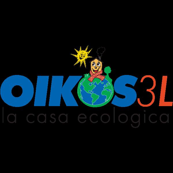 OIKOS3L Logo ,Logo , icon , SVG OIKOS3L Logo