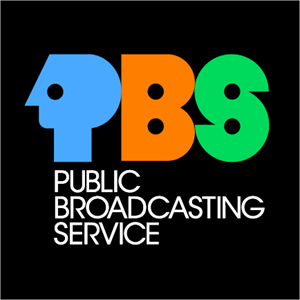 Old PBS (Public Broadcasting Service) Identity Logo ,Logo , icon , SVG Old PBS (Public Broadcasting Service) Identity Logo