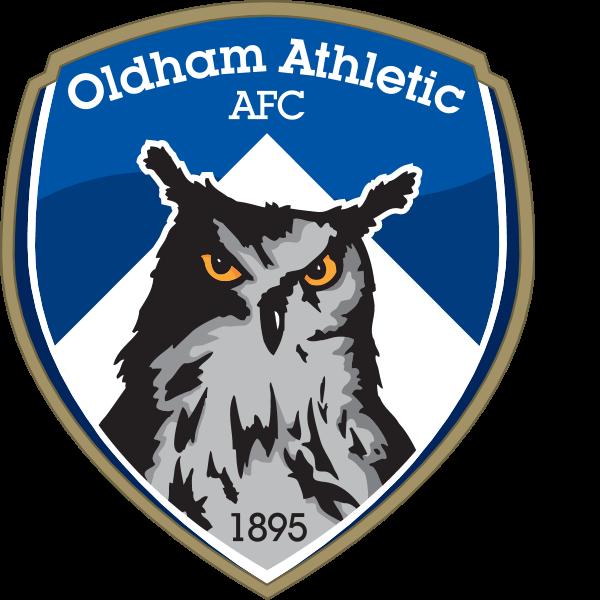 Oldham Athletic Logo ,Logo , icon , SVG Oldham Athletic Logo
