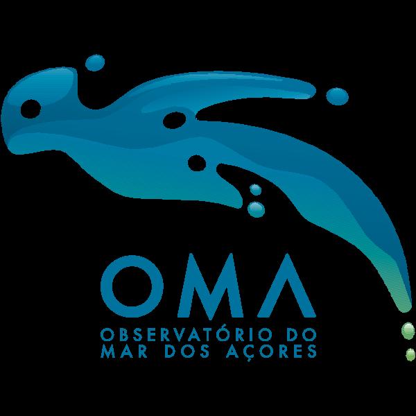 OMA – Observatório do Mar dos Açores Logo ,Logo , icon , SVG OMA – Observatório do Mar dos Açores Logo