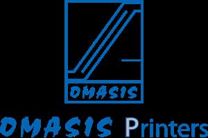 Omasis Printers Logo ,Logo , icon , SVG Omasis Printers Logo