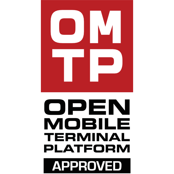 OMTP Approved Logo ,Logo , icon , SVG OMTP Approved Logo