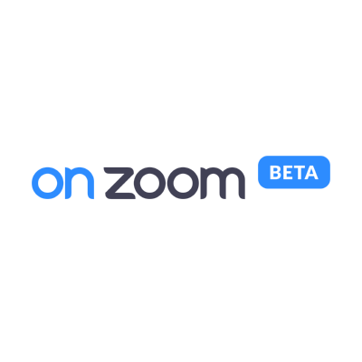 on zoom beta ,Logo , icon , SVG on zoom beta