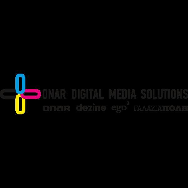 ONAR DIGITAL MEDIA SOLUTIONS Logo ,Logo , icon , SVG ONAR DIGITAL MEDIA SOLUTIONS Logo