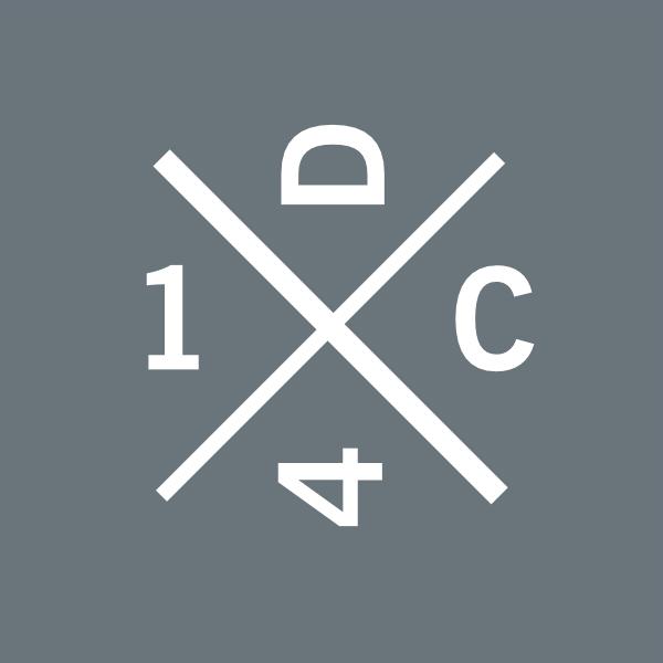 One Part Chef – Four Parts Design Logo ,Logo , icon , SVG One Part Chef – Four Parts Design Logo
