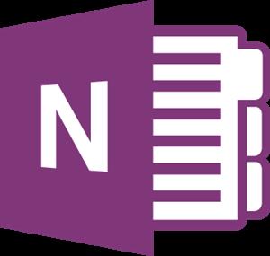 OneNote Logo ,Logo , icon , SVG OneNote Logo