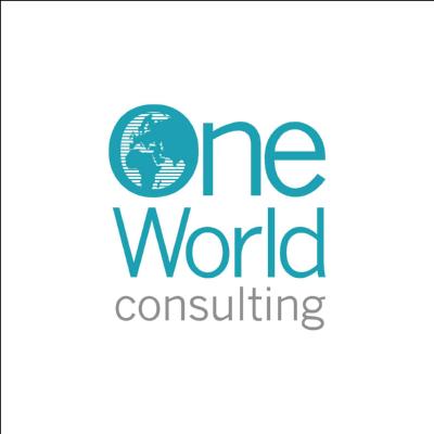 OneWorld Consulting Logo ,Logo , icon , SVG OneWorld Consulting Logo