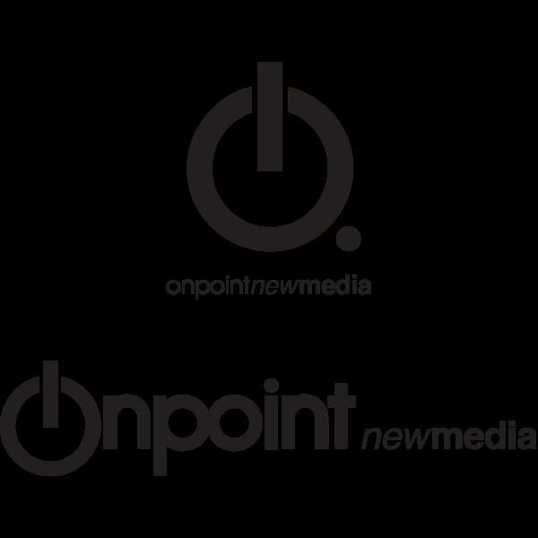 Onpoint New Media Logo ,Logo , icon , SVG Onpoint New Media Logo