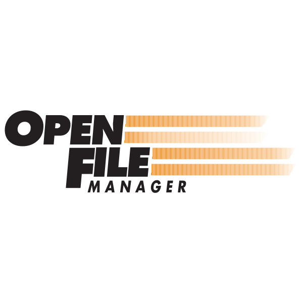 Open File Manager Logo ,Logo , icon , SVG Open File Manager Logo