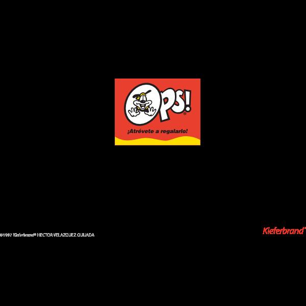 OPS!® Logo ,Logo , icon , SVG OPS!® Logo