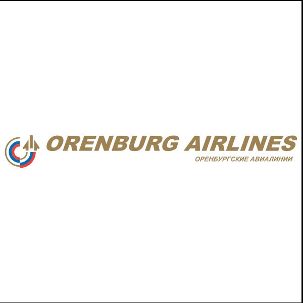 Orenburg Airlines Logo ,Logo , icon , SVG Orenburg Airlines Logo