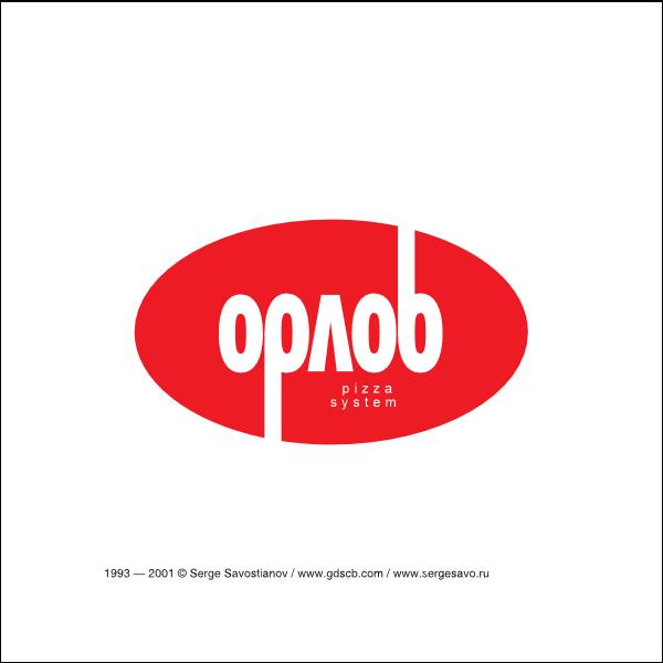Orlov Pizza System Logo ,Logo , icon , SVG Orlov Pizza System Logo