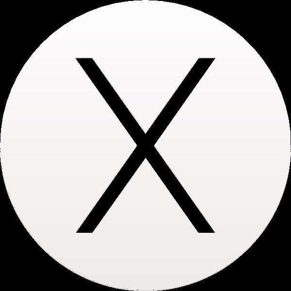 OSX Logo ,Logo , icon , SVG OSX Logo