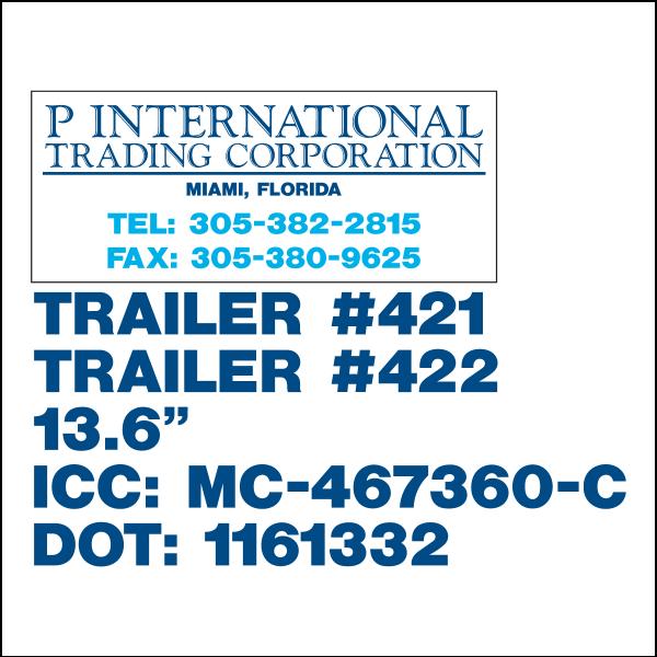 P International Trading Corporation Logo ,Logo , icon , SVG P International Trading Corporation Logo