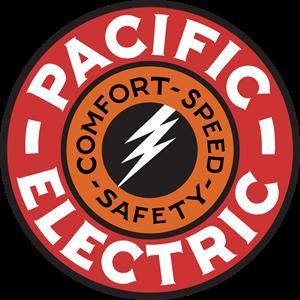 Pacific Electric Railway Company Logo ,Logo , icon , SVG Pacific Electric Railway Company Logo