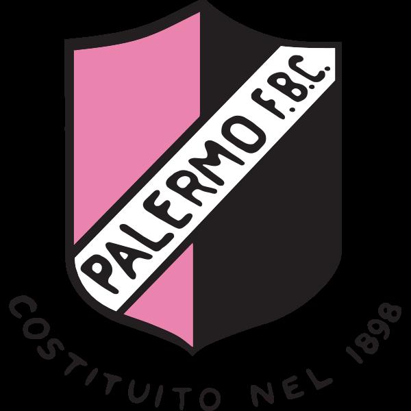 Palermo fbc 1898 rosanero Logo ,Logo , icon , SVG Palermo fbc 1898 rosanero Logo