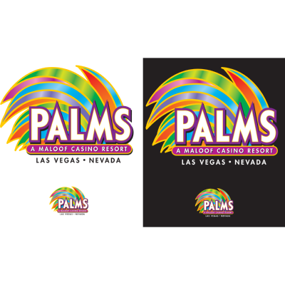 Palms Las Vegas Logo ,Logo , icon , SVG Palms Las Vegas Logo