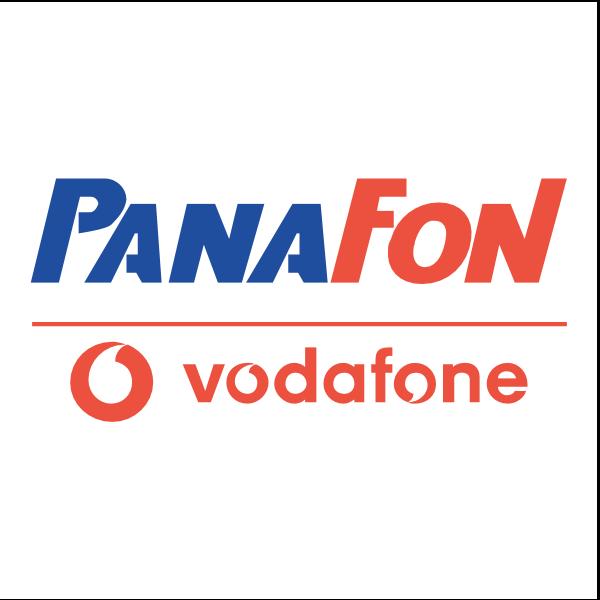 PanaFon Vodafone Logo ,Logo , icon , SVG PanaFon Vodafone Logo