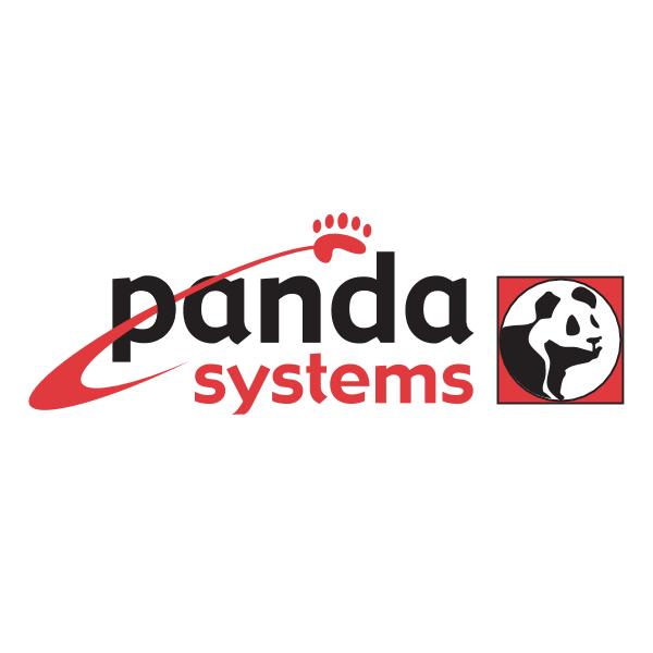 Panda Systems Logo ,Logo , icon , SVG Panda Systems Logo