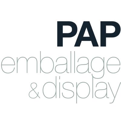 PAP emballage & display Logo ,Logo , icon , SVG PAP emballage & display Logo