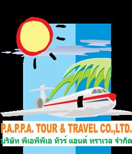 PAPPA TOUR & TRAVEL COMPANY LIMITED Logo ,Logo , icon , SVG PAPPA TOUR & TRAVEL COMPANY LIMITED Logo