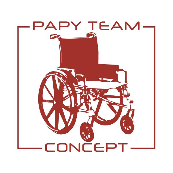 Papy Team Concept Logo ,Logo , icon , SVG Papy Team Concept Logo