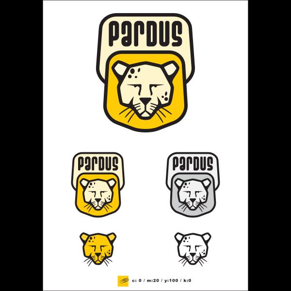 Pardus OS Logo ,Logo , icon , SVG Pardus OS Logo