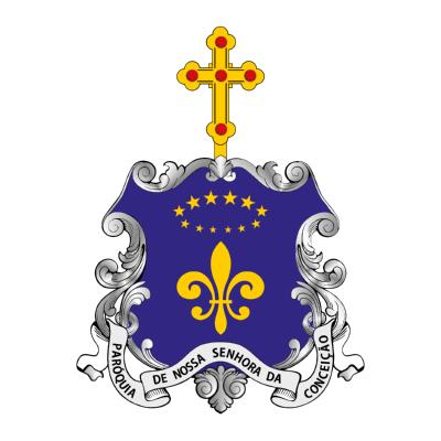 paroquia de nossa senhora da conceicao ,Logo , icon , SVG paroquia de nossa senhora da conceicao