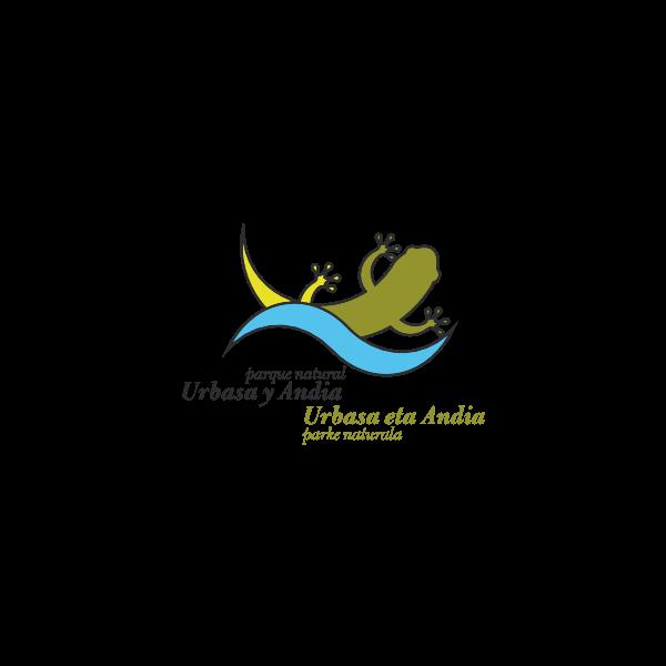 Parque natural de Urbasa y Andia Logo ,Logo , icon , SVG Parque natural de Urbasa y Andia Logo