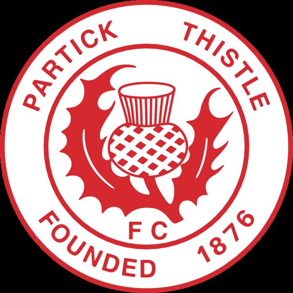 Partick Thistle FC Glasgow 80's Logo ,Logo , icon , SVG Partick Thistle FC Glasgow 80's Logo