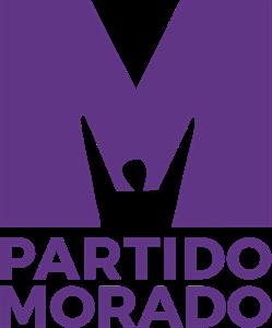 Partido Morado Logo ,Logo , icon , SVG Partido Morado Logo